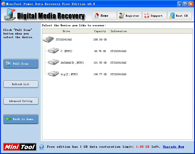 Data Recovery Software That Succeeds When Nothing Else Does