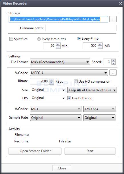 Download PotPlayer