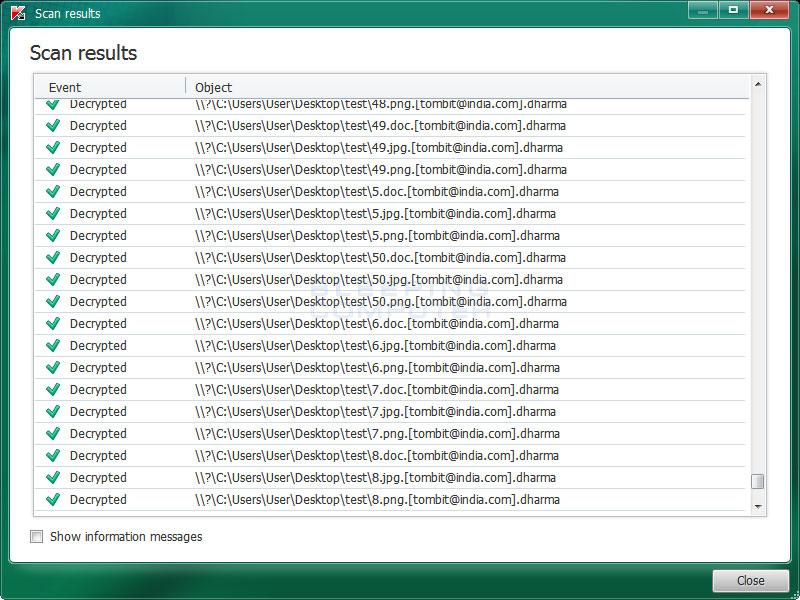 Download RakhniDecryptor Ransomware Decryptor