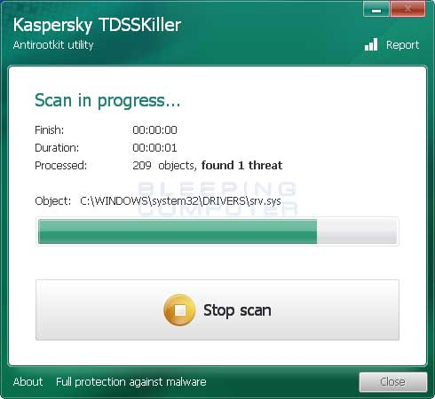 Download TDSSKiller