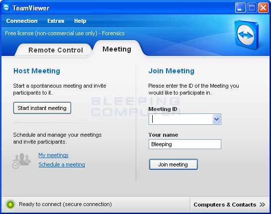 teamviewer free download for windows vista 32 bit