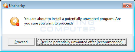 download unchecky setup
