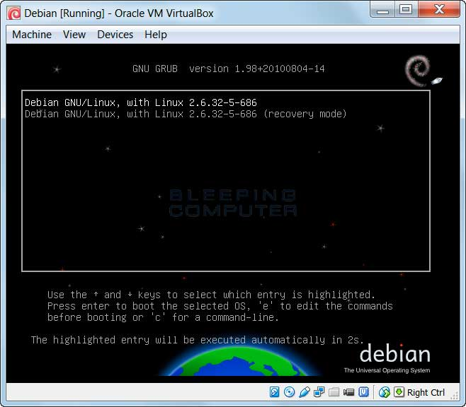 Download VirtualBox for Windows