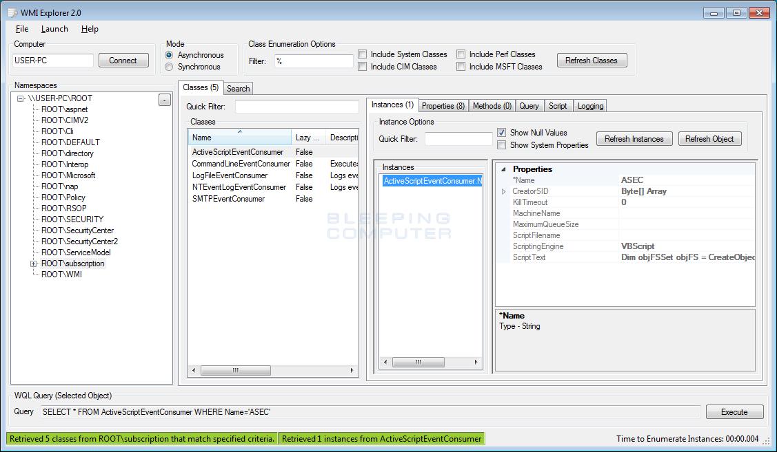 Download WMI Explorer