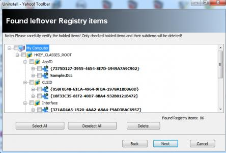 Can not uninstall PCKeeper and v9 - Virus, Trojan, Spyware
