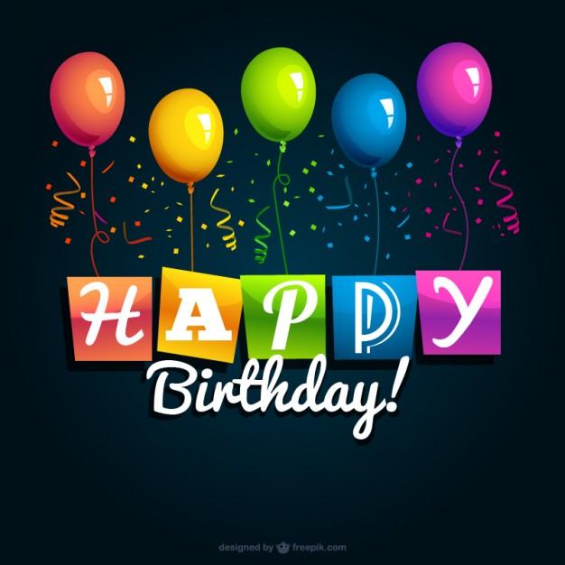 happy-birthday-vector-background_23-2147