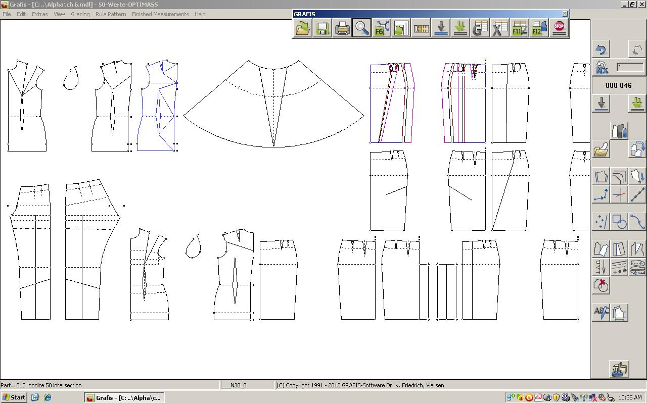 Open Source Fashion Design Software