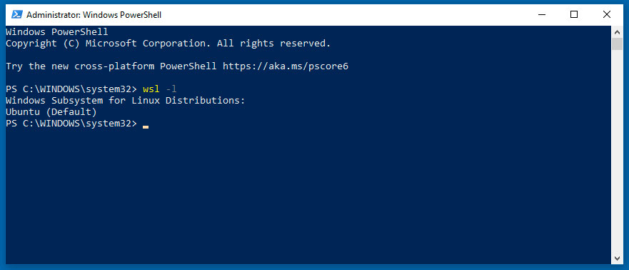 Windows Subsystem for Linux 2 (WSL 2) Released to Insiders