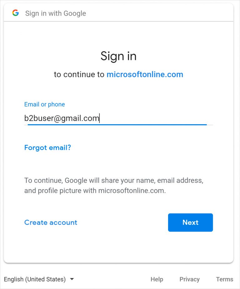 New Azure AD B2B Google Feature Lets You Share Resources ...