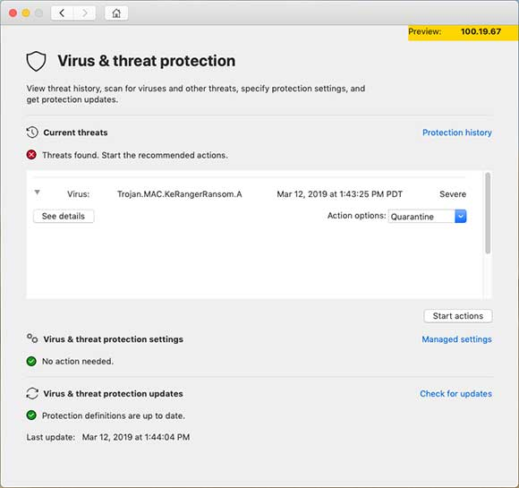 Microsoft Defender ATP is Now Publicly Available for Macs