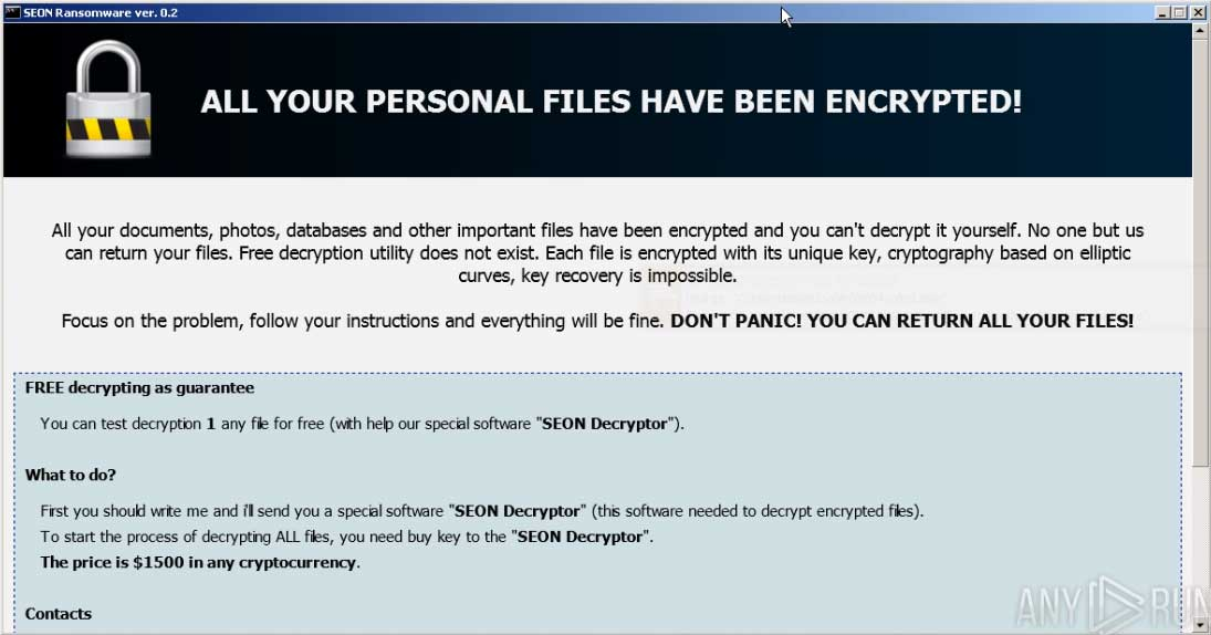 The Week in Ransomware - April 5th 2019 - Pacman Wakka Wakka