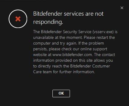 bitdefender windows 10 safe mode