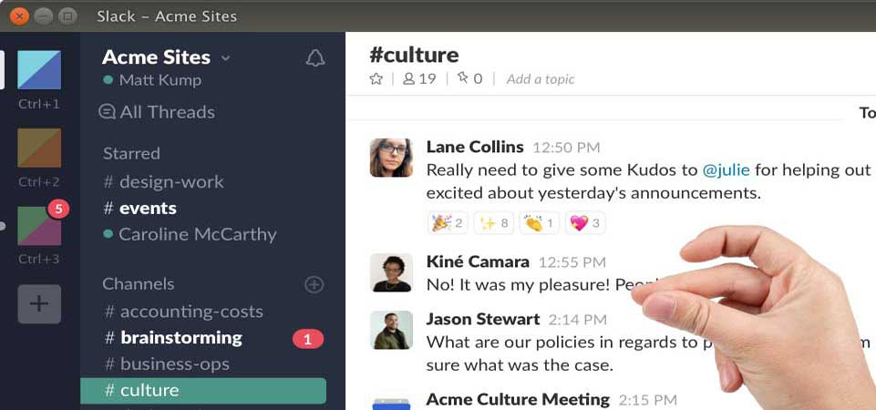 In a Snap, Slack Comes to Linux  Here's How To Install It