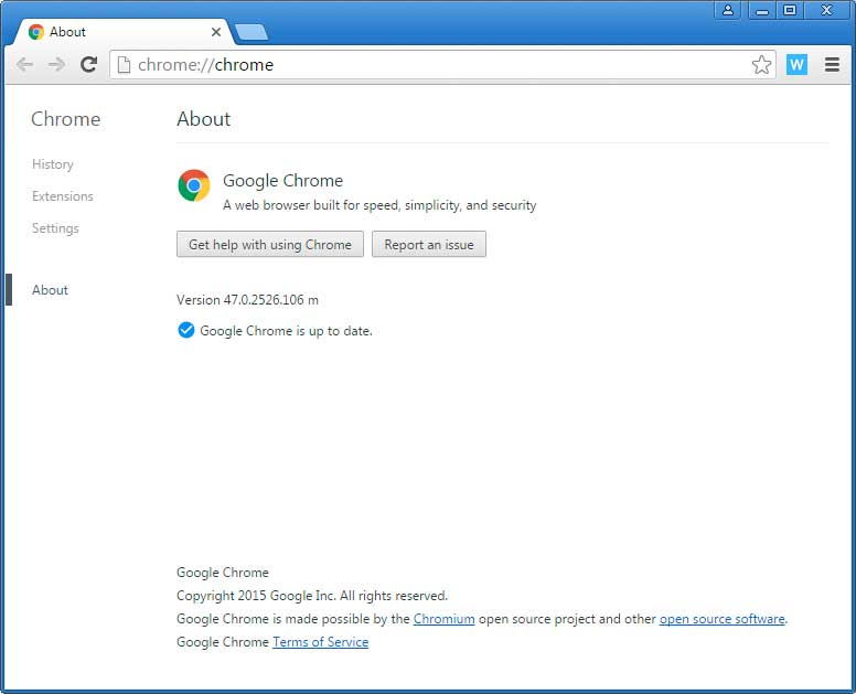 How To Update Google Chrome to the Latest Version