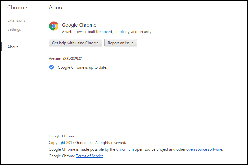 Google Chrome 56.0.2924.76