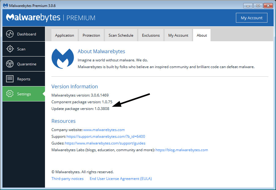 Malwarebytes Update Released to Fix High CPU & Memory Usage