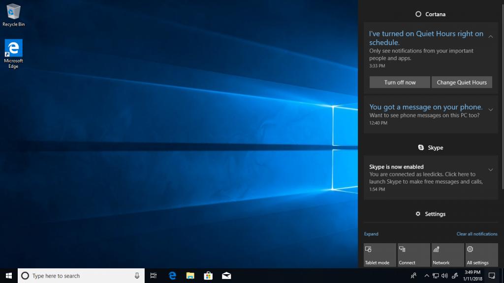 Windows Insider Build 17074 Brings Credit Card Autofill in