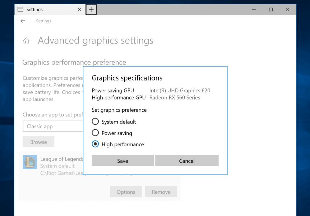 Windows Insider Build 17093 Brings Multi-GPU Settings & WSL