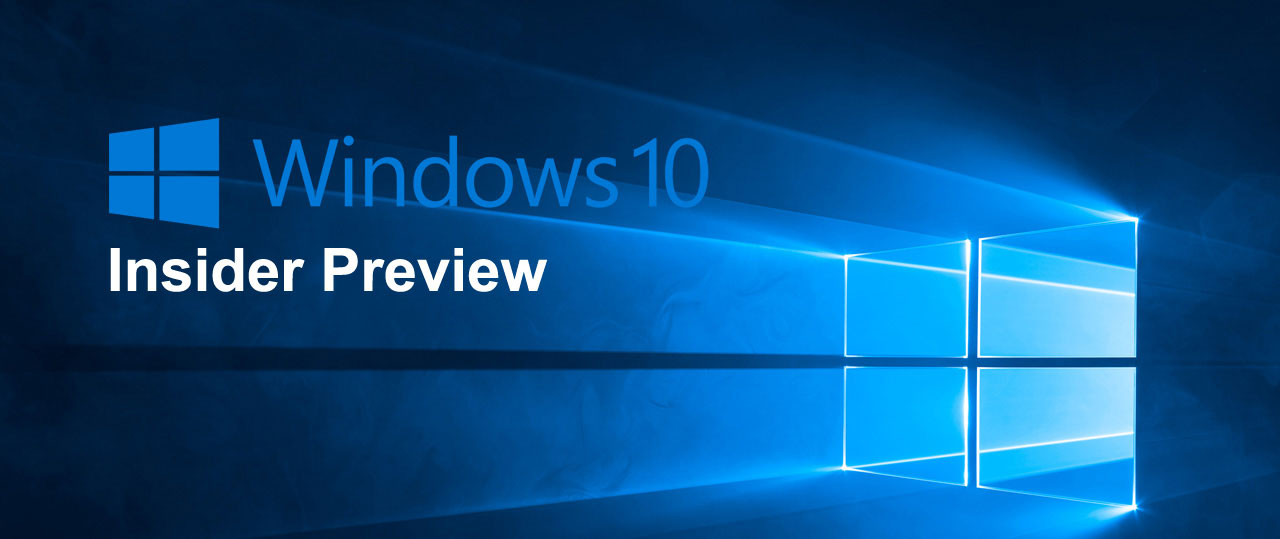 microsoft windows 10 enterprise insider preview