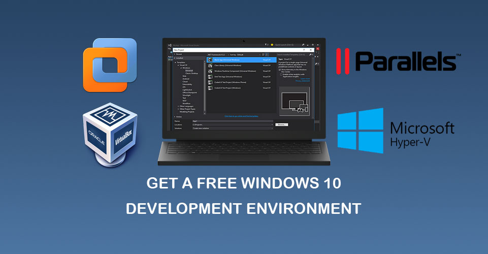 Microsoft Offering Free Windows 10 Development