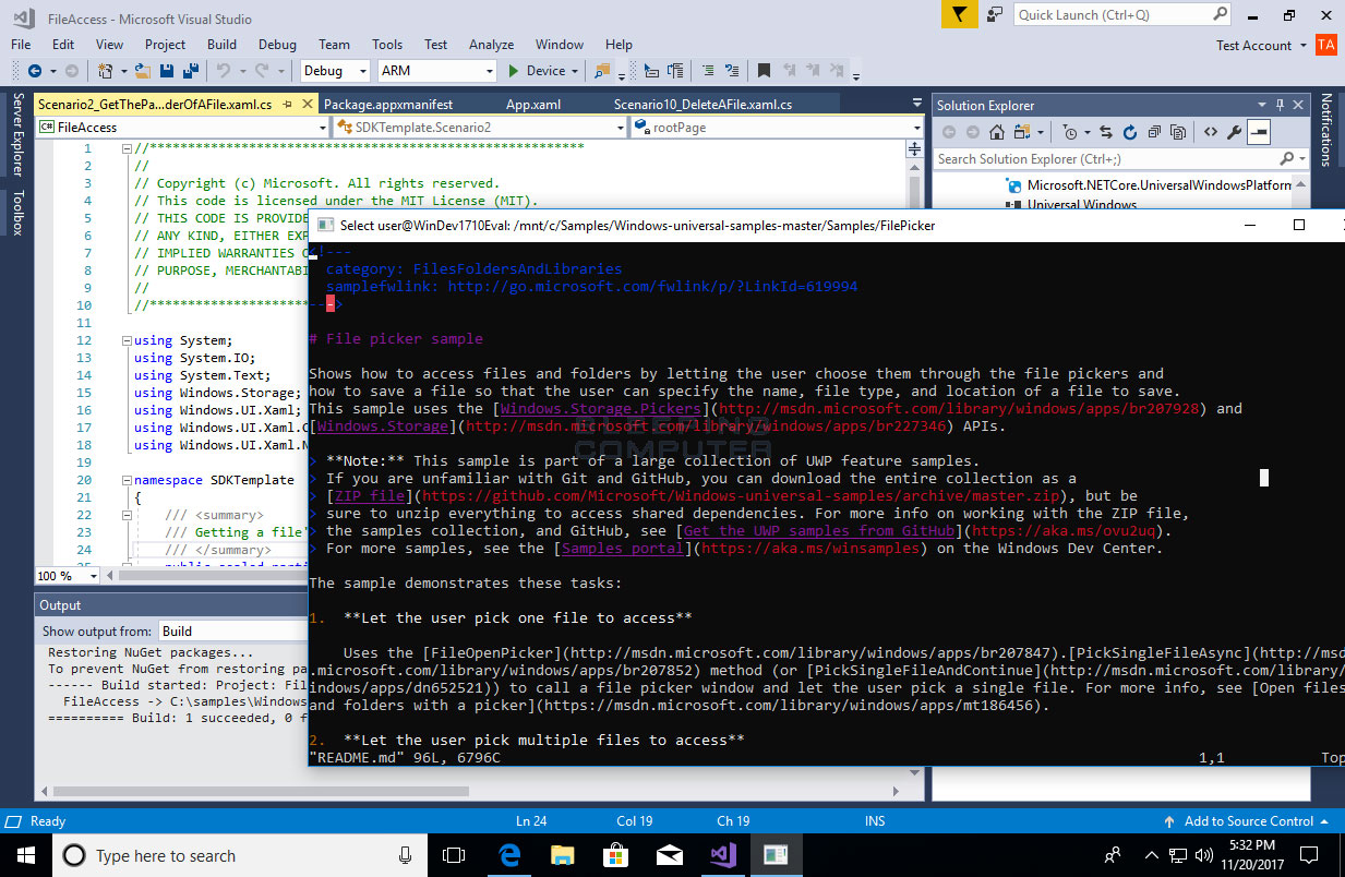 Microsoft Offering Free Windows 10 Development Environment