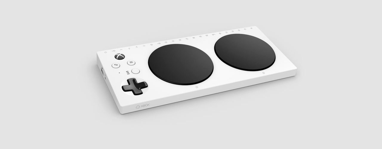 Xbox Project Z Accessibility Controller
