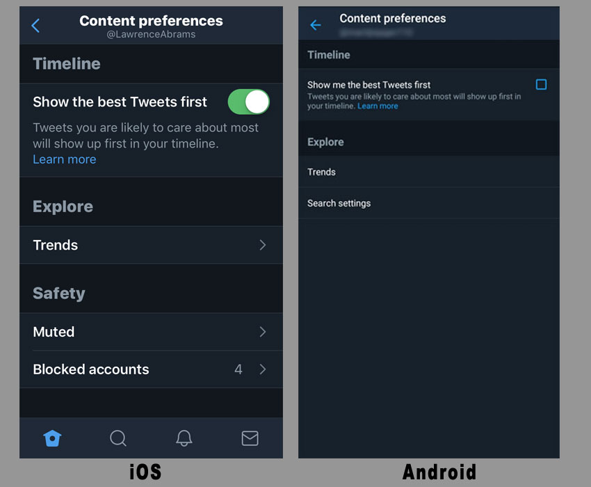 Twitter finally brings the chronological timeline back