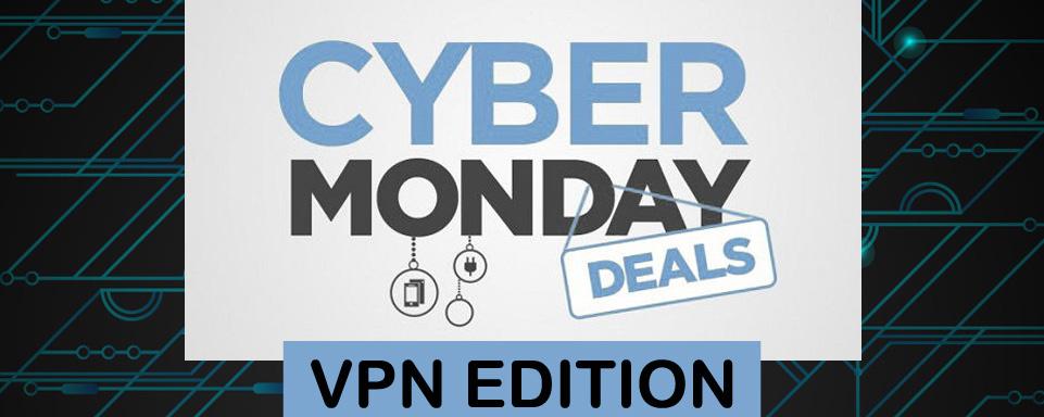 Cyber Monday Vpn Deals Promos Roundup