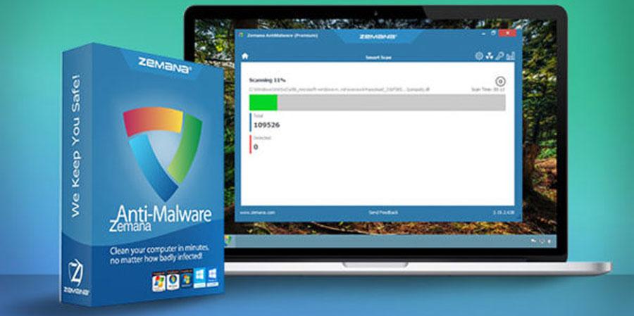 download zemana antimalware premium + serial key (2017)