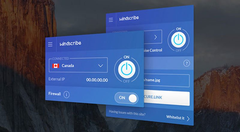 Get Over 90% off a Windscribe Pro VPN Lifetime Subscription Deal