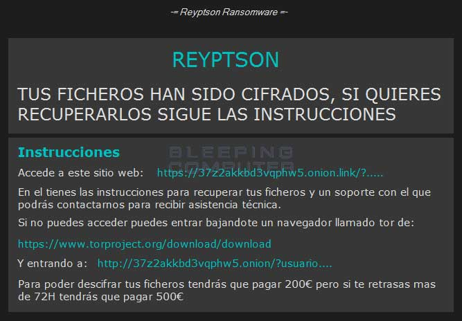 Reyptson Lock Screen