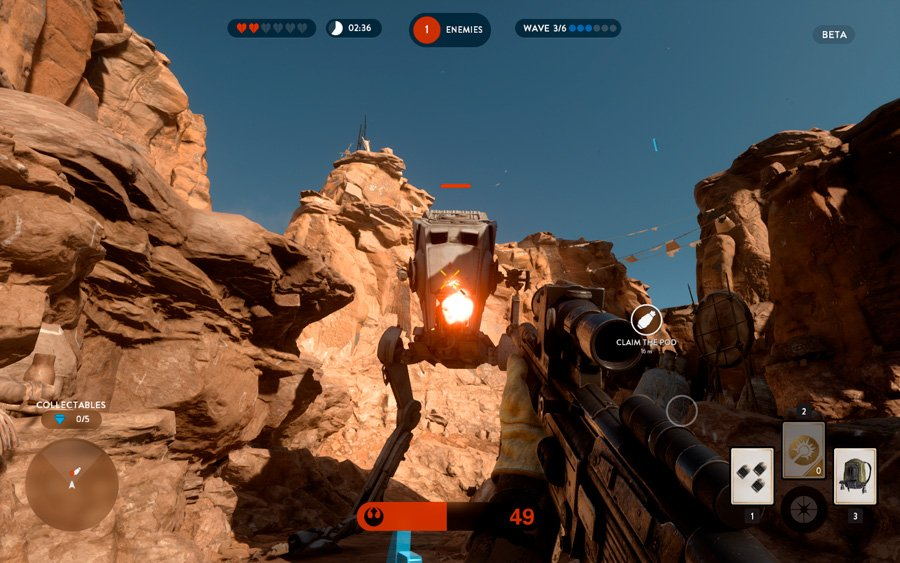 Survival Mission on Tatooine