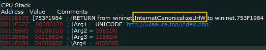 "Canonicalize  Tìm hiểu Trojan AZORult – Công cụ ""thả"" ransomware Aurora P2"