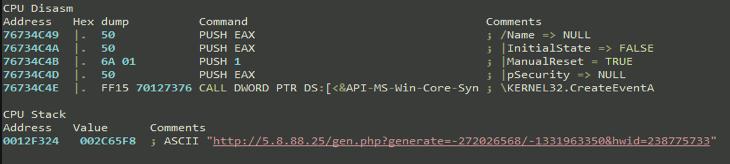"""Create Event Tìm hiểu Trojan AZORult – Công cụ """"thả"""" ransomware Aurora – End"""