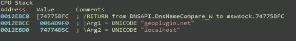 """geolocation Tìm hiểu Trojan AZORult – Công cụ """"thả"""" ransomware Aurora – End"""