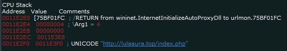 """InternetIntializeAutoProxyDll Tìm hiểu Trojan AZORult – Công cụ """"thả"""" ransomware Aurora P2"""