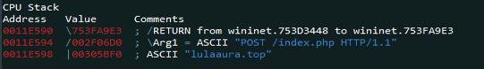 """Post to C2 Tìm hiểu Trojan AZORult – Công cụ """"thả"""" ransomware Aurora P2"""