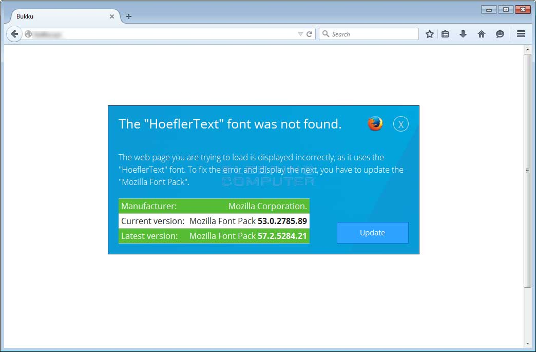 HoeflerText SocEng Attack Now Targeting Firefox with a