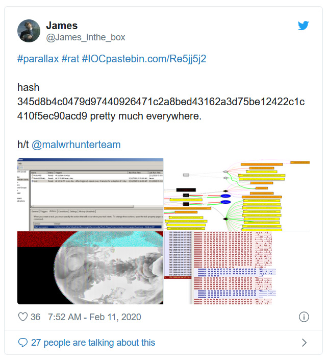 James Tweet