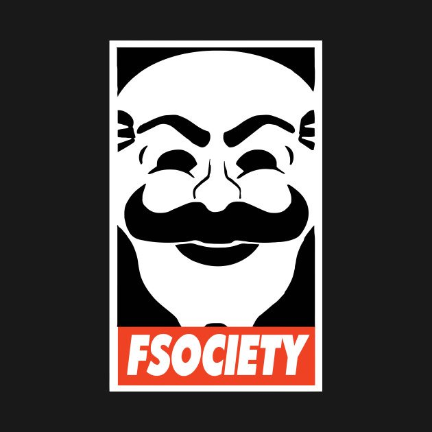 First FSociety ransomware