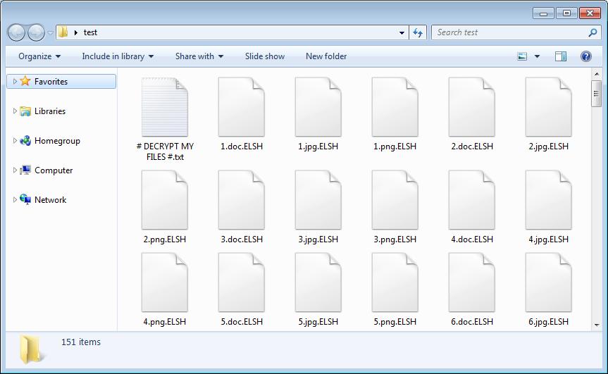 GetCrypt Encrypted Files