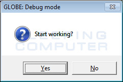 Debug: Start Working
