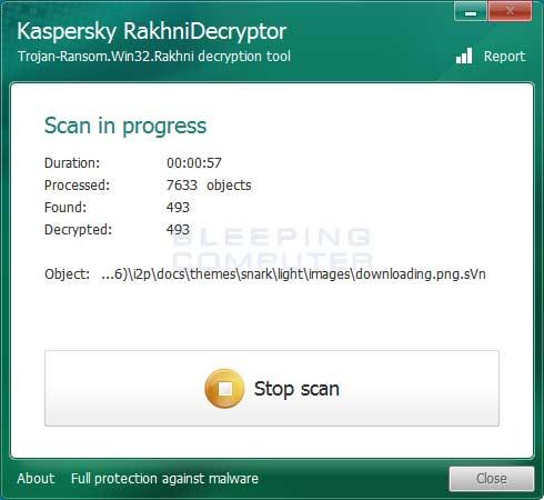 Decrypting Jaff Encrypted Files