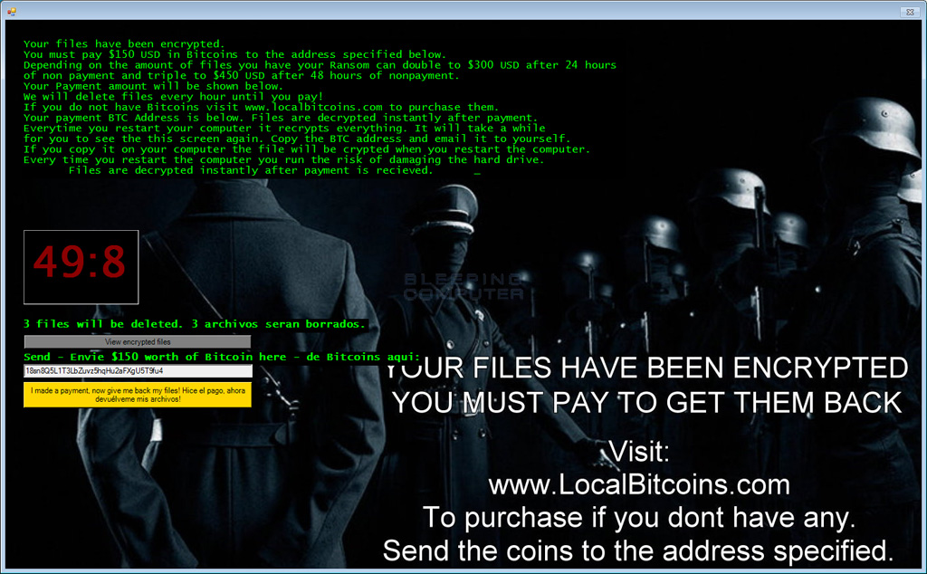 The Week in Ransomware - May 27 2016 - Zcrypt, Jigsaw, and More