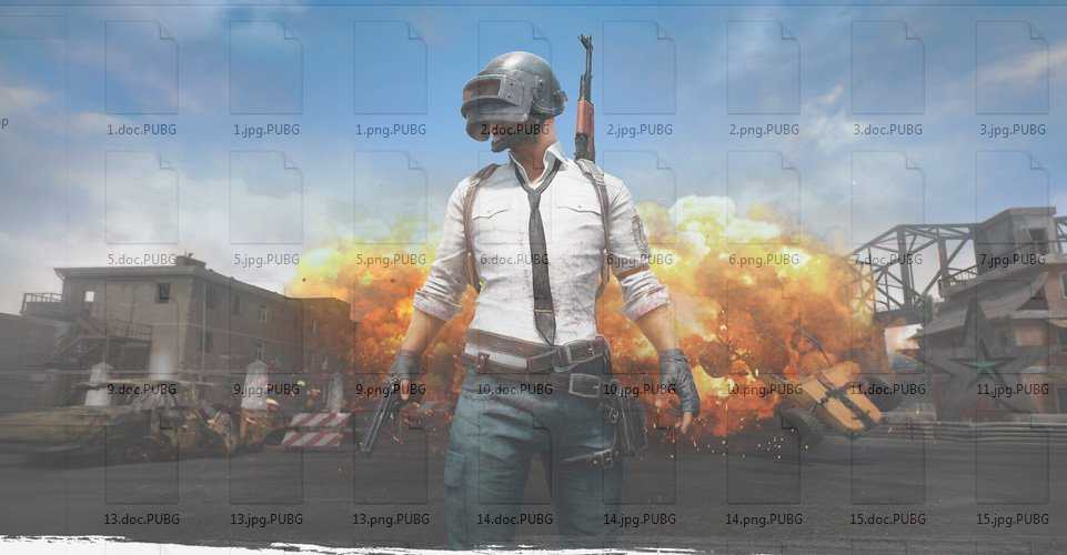 Pubg Ransomware Decrypts Your Files If You Play Playerunknown S