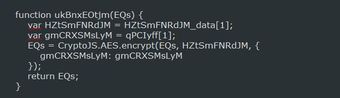 AES Encryption Routine