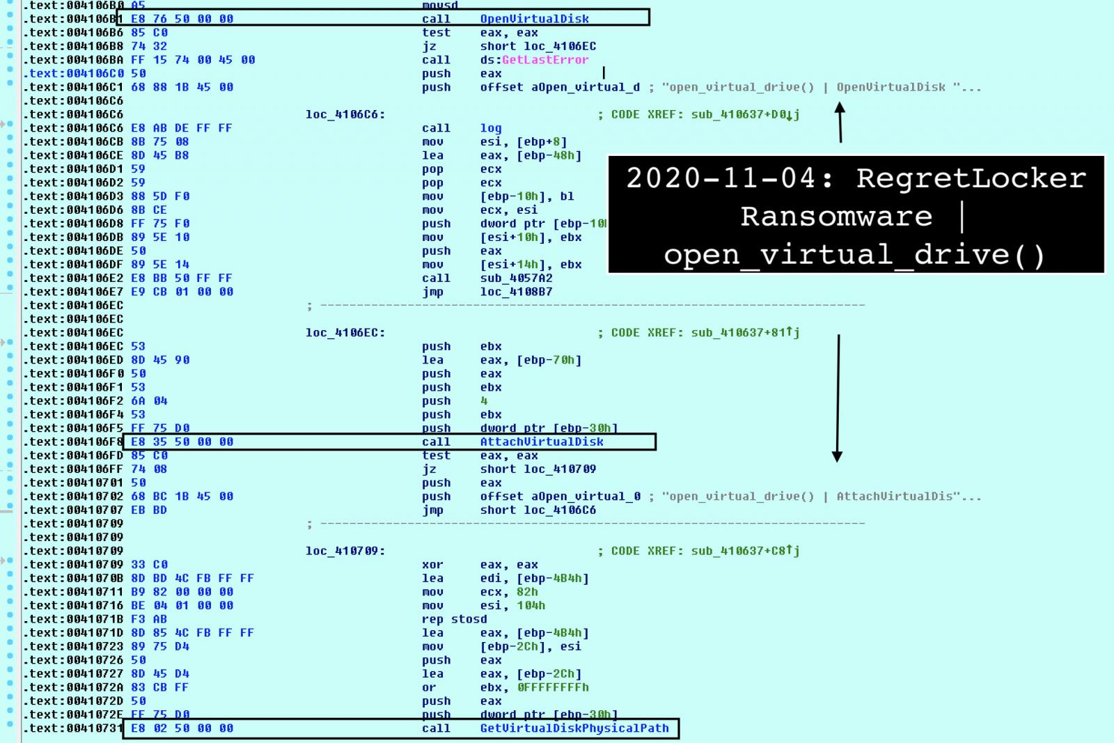 Montaje de un archivo VHD
