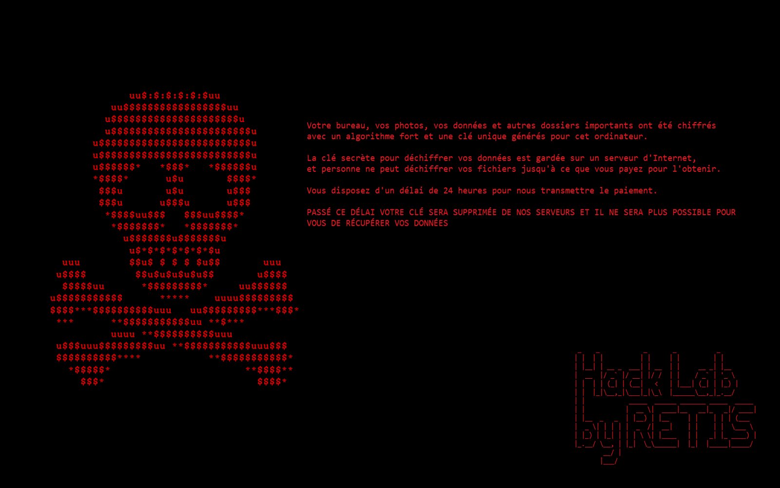 The Week in Ransomware - December 22nd 2017 - WannaCry
